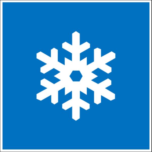 Installazione lame neve